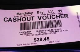 Uitbetaling bonus voucher