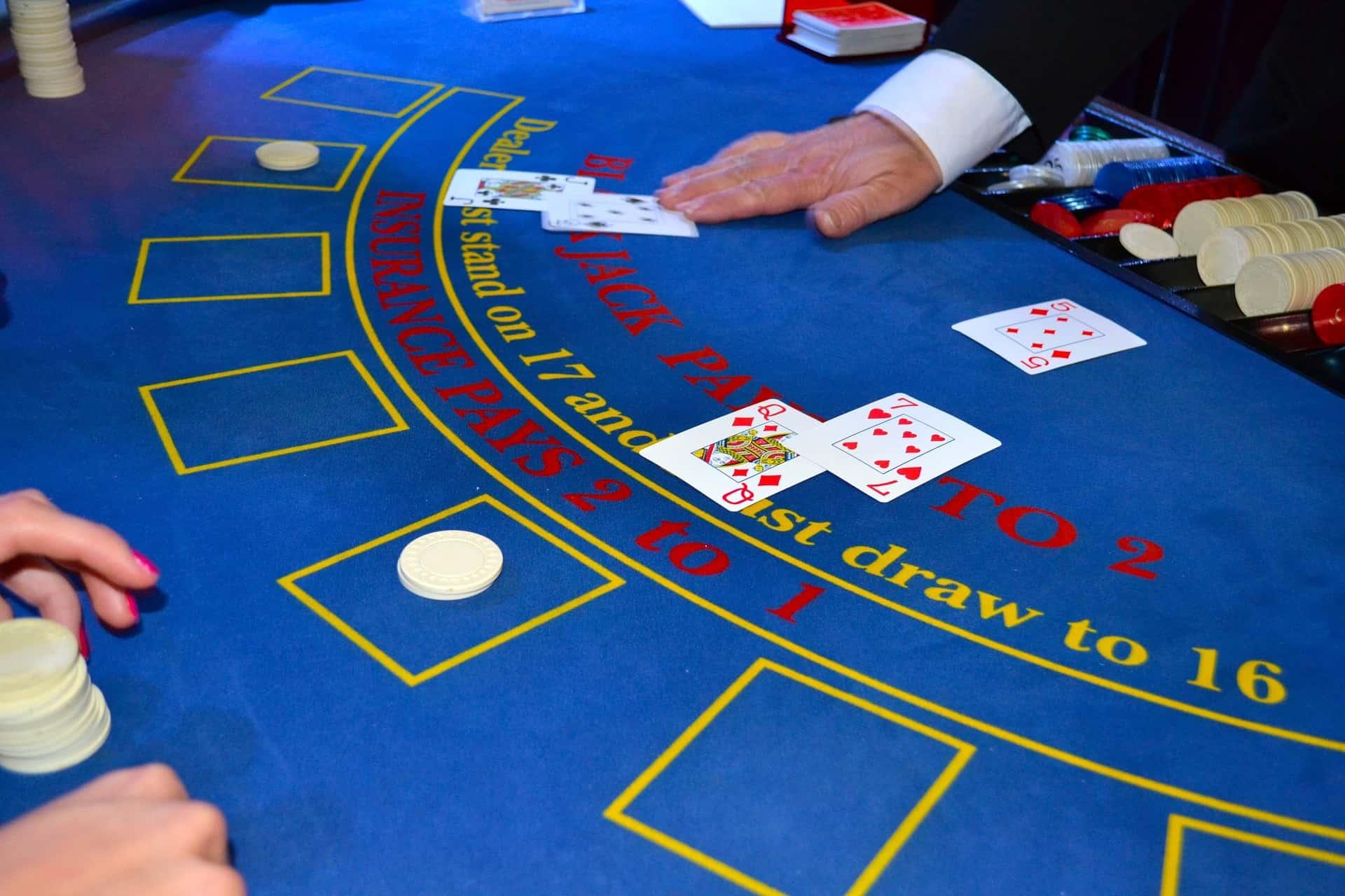 Blackjack spelregels en tips