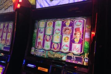 Willy Wonka in Las Vegas