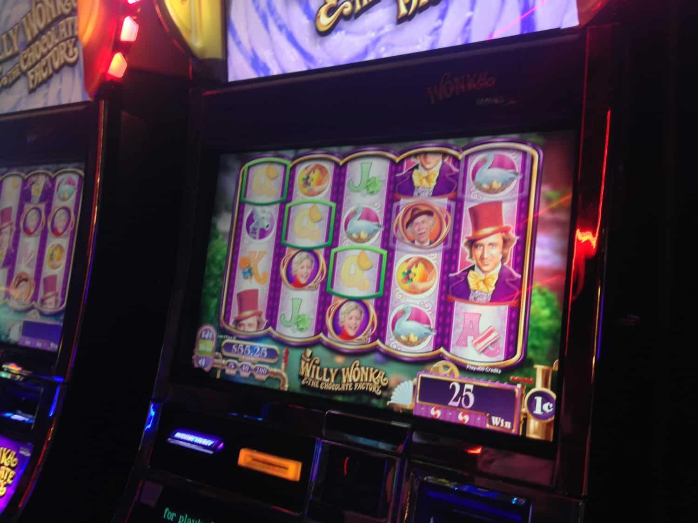 Willy Wonka in Las Vegas